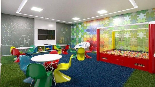  APO  Bairro Planejado Parque Mosaico  Apartamento de 2 Quartos C/ Varanda e Elevador - Foto 4