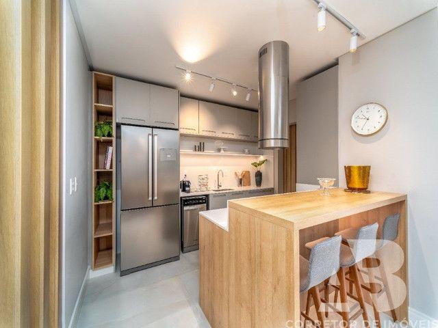 Apartamento mobiliado, equipado e decorado, 03 suítes, sacada com espaço gourmet, 02 vagas - Foto 10