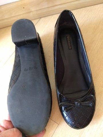 Sapato Corello. Semi Novo