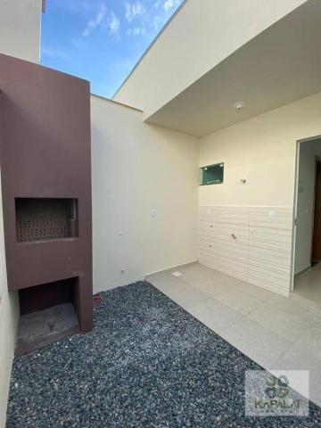 Casa com 2 dormitórios à venda, 76 m² por R$ 225.000,00 - Itacolomi - Balneário Piçarras/S - Foto 17