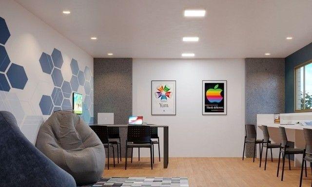 AX- Vendo lindo apartamento - 2 quartos - 44m²- Praça das Amoras - Foto 9