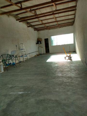 Casa com primeiro andar galpão - Foto 3