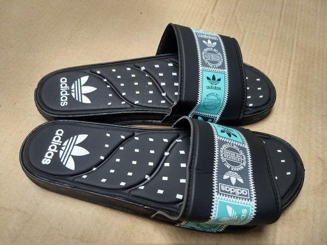 Sandália Estilo Adidas - Foto 4