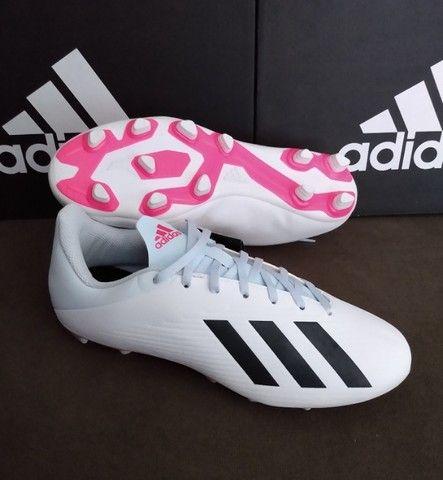 Chuteira Adidas X 19.4 FxG Tam 39 &40 (original / nova) - Foto 4