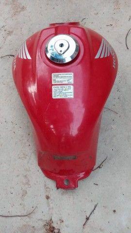 Tanque de combustível Titan 150  2009