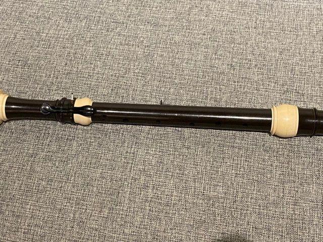 Flauta doce Tenor - Yamaha  - Foto 2