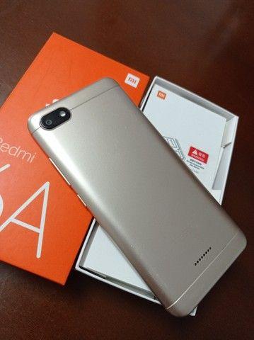 Xiaomi 6A 16GB - Semi-Novo na Caixa - Foto 2