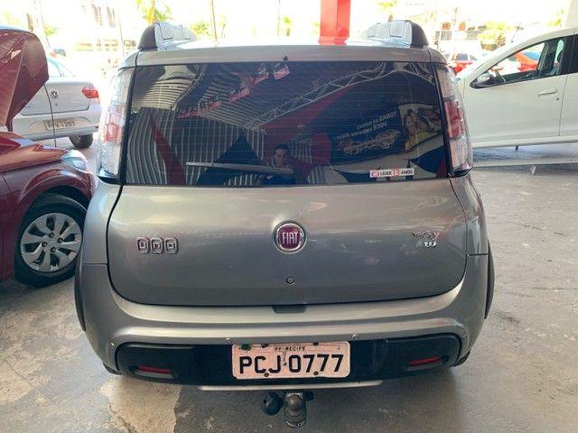 Fiat Uno Way 2016 com KIT GÁS Completo Otima Oportunidade  - Foto 6