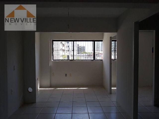Sala para alugar, 46 m² por R$ 2.119/mês - Boa Viagem - Recife - Foto 2