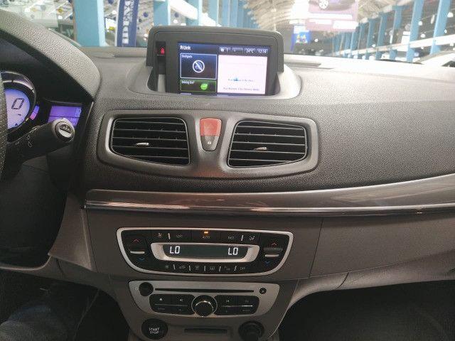Renault Fluence Privilege 2.0 Automático CVT 2017 - Foto 8