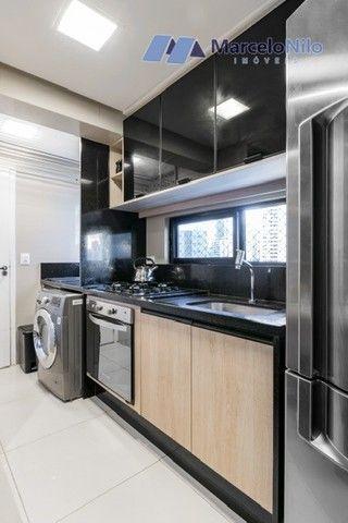 Apartamento  nos Aflitos, 75m2, 3 quartos, 2 suítes, 2 vagas soltas e mobiliado - Foto 11