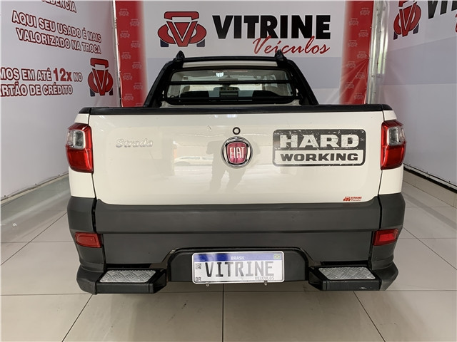 Fiat Strada 2018 1.4 mpi hard working cs 8v flex 2p manual - Foto 6