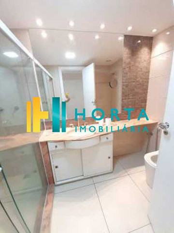 Apartamento à venda com 3 dormitórios em Lagoa, Rio de janeiro cod:CPAP31688 - Foto 12