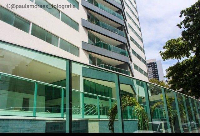JS - Lindo apartamento em Boa Viagem - 04 Quartos - 02 Vagas - Camilo Castelo Branco - Foto 9