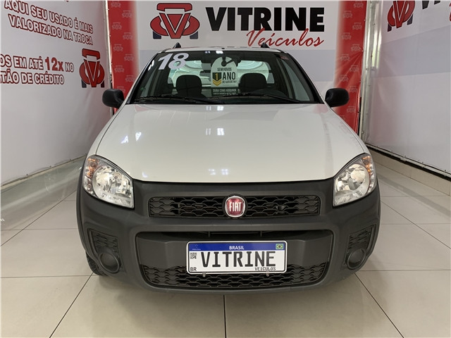 Fiat Strada 2018 1.4 mpi hard working cs 8v flex 2p manual - Foto 3
