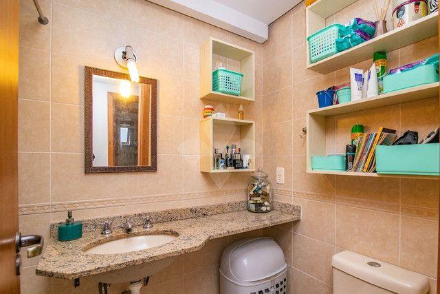 Apartamento à venda com 3 dormitórios em Petrópolis, Porto alegre cod:9284 - Foto 17