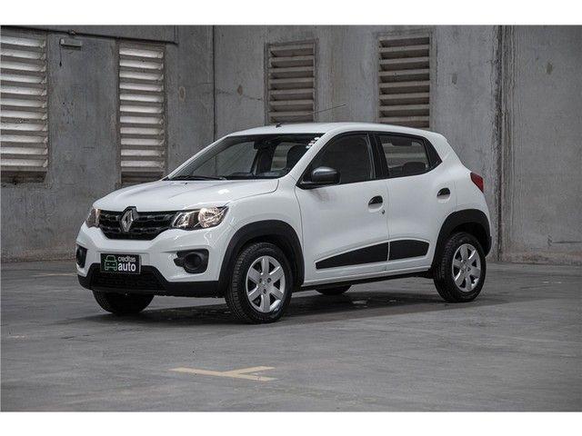 Renault Kwid 2019 1.0 12v sce flex zen manual