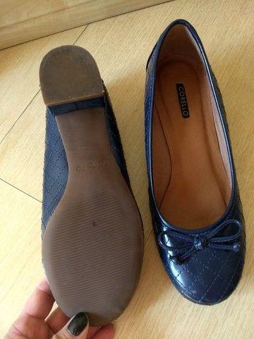 Sapato Corello. Semi Novo - Foto 3
