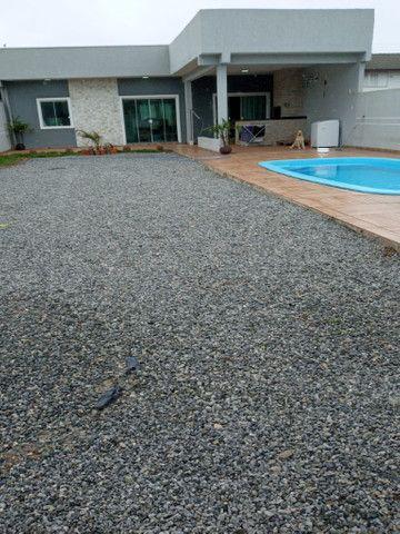 Casa à venda com 2 dormitórios em Inaja, Matinhos cod:CA0770 - Foto 2