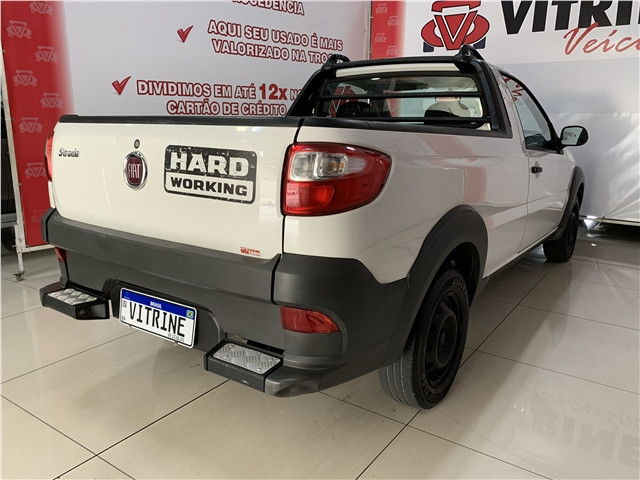 Fiat Strada 2018 1.4 mpi hard working cs 8v flex 2p manual - Foto 7