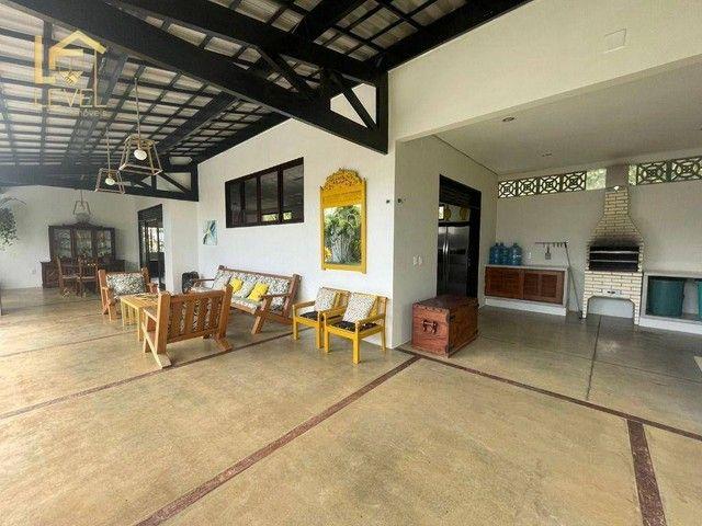 Casa com 3 dormitórios à venda, 910 m² por R$ 850.000,00 - Chácara da Prainha - Aquiraz/CE - Foto 9