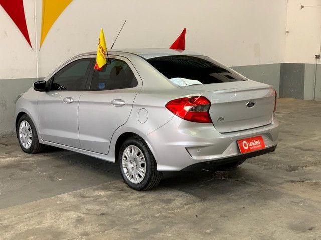 ka  sedan automático com 16.000 km modelo plus a pronta entrega  - Foto 4