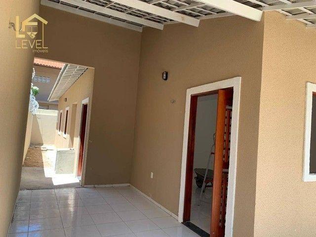 Casa com 2 dormitórios à venda, 82 m² por R$ 150.000 - Chácara da Prainha - Aquiraz/Ceará - Foto 4
