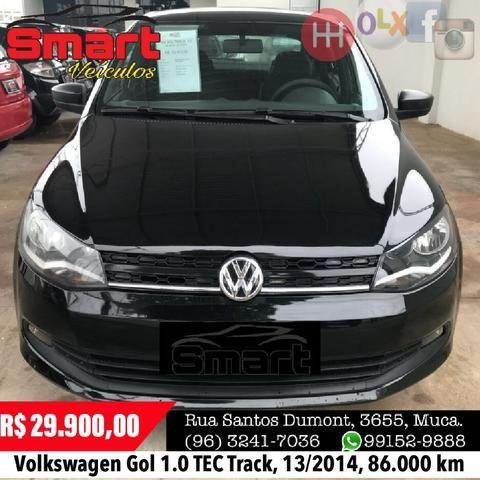 Smart Veículos - Volkswagen Gol 1.0 TEC Track, 13/2014, 86.000 km