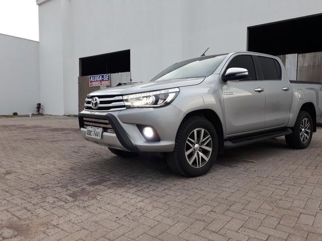 Toyota Hilux srx diesel automática 4x4 2016