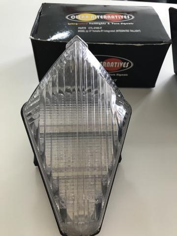 Lanterna R1 Pisca Embutido + Eliminador de Suporte de Placa - Foto 3