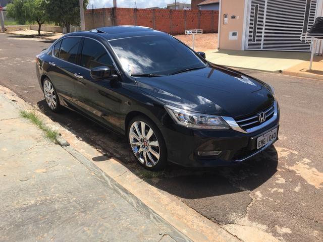 Honda Accord 2013 Impecável único Da Região