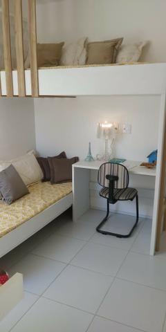 Único Apartamento no Passaré- Elevador- 2 Suites-2 Vagas - Dentro do Minha Casa Minha Vida - Foto 9