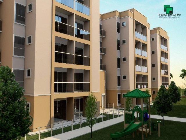 Único Apartamento no Passaré- Elevador- 2 Suites-2 Vagas - Dentro do Minha Casa Minha Vida - Foto 4