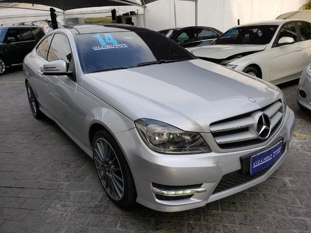 Awesome Mercedes Benz C 180 Coupe, Automatico, Teto Solar, LED, Couro