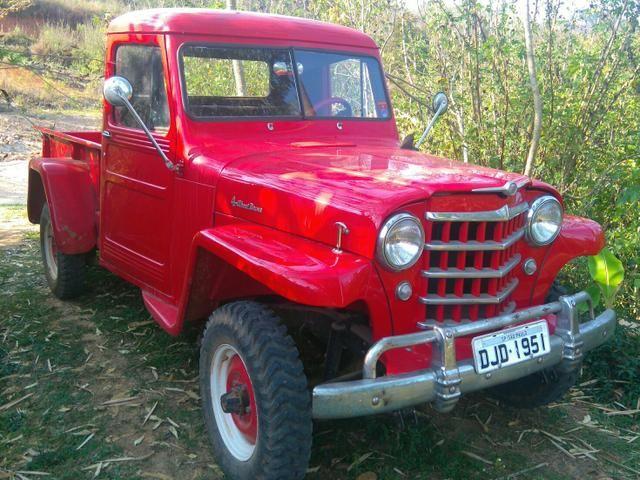 Willys Truck 1951 4x4   F75 Jeep Pickup