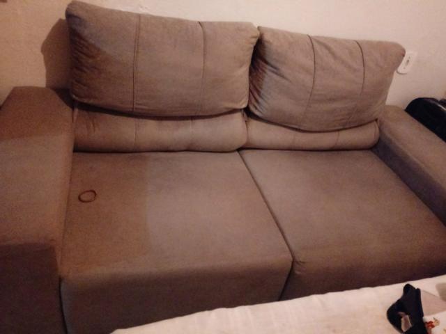Sofá retrátil e reclináveis (GUARAPARI)