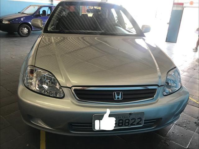 Honda Civic 2000 Impecável