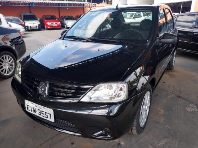 RENAULT LOGAN 2009/2010 1.6 EXPRESSION 8V FLEX 4P MANUAL