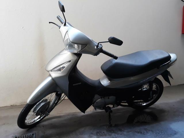 Honda Biz ES 125 2007/2008 - 21.000 km - único dono