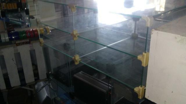 Vitrine expositora de vidro para loja - Foto 2