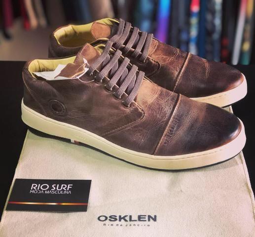 9b1a4757f40 Sapatênis Osklen entregamos em BH - Roupas e calçados - São Gabriel ...
