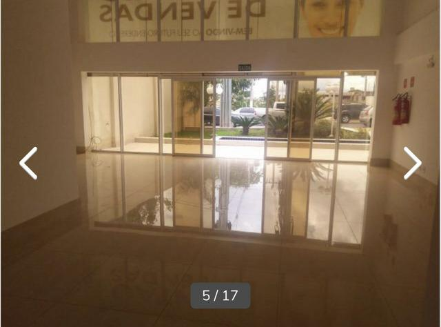 Sala comercial vitrine térrea com 126m2, Ed, Jardim Cuiabá Office, Av. Miguel Sutil - Foto 6