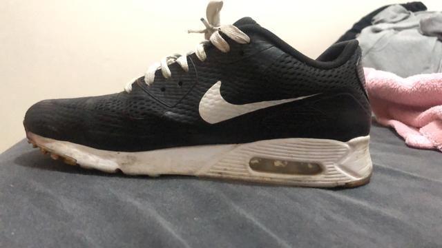 d7dabc2d19e Nike air force e air max 90 Numero 39 - Roupas e calçados - Sítio ...