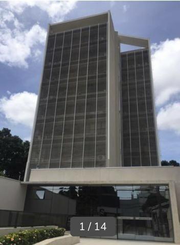 Sala Comercial com 37m² - Edifício Master Center