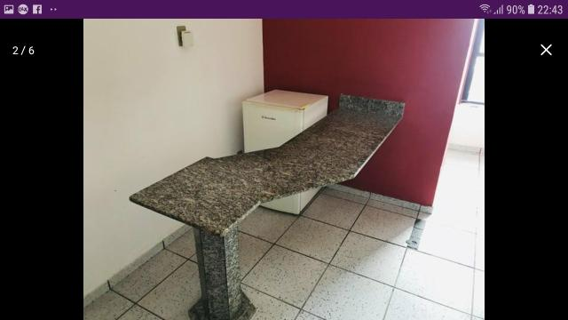 Alugo sala 100% mobiliada por r$ 1100 cond incluso - Foto 3