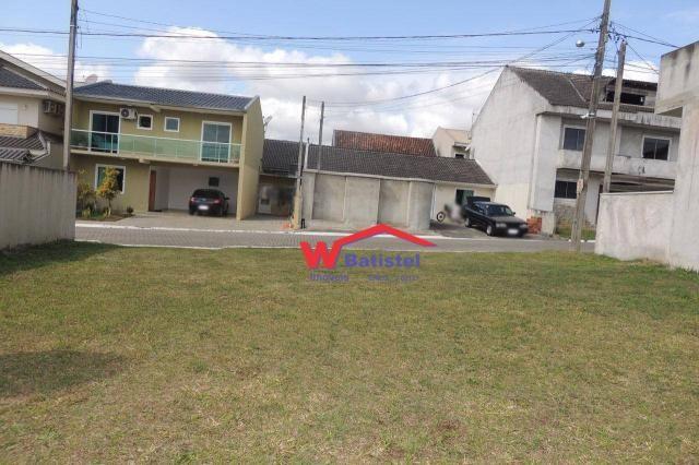 Terreno à venda, 202 m² rua maiorca, 104 - santa terezinha - colombo/pr - Foto 7