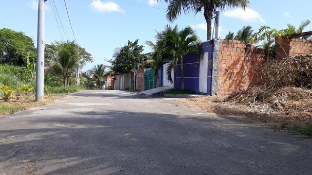Terreno 100% plano em cajazeiras Boca da Mata - Foto 3