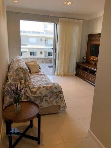 Cobertura 3 dormitórios para locação de temporada em alto estilo e conforto, na praia dos  - Foto 10