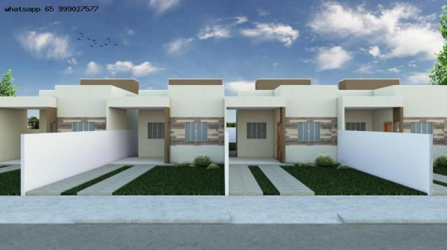 Casa para venda em várzea grande, paiaguas, 2 dormitórios, 1 suíte, 2 banheiros, 2 vagas - Foto 15