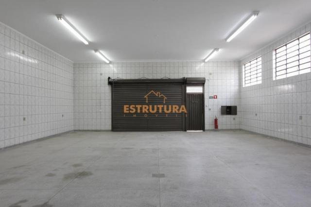 Barracão para alugar, 380 m² por R$ 3.000,00/mês - Estádio - Rio Claro/SP - Foto 3